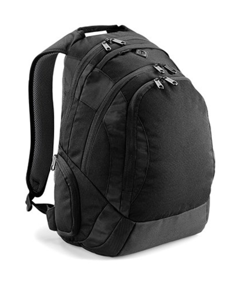 Quadra Vessel Laptop Backpack Black