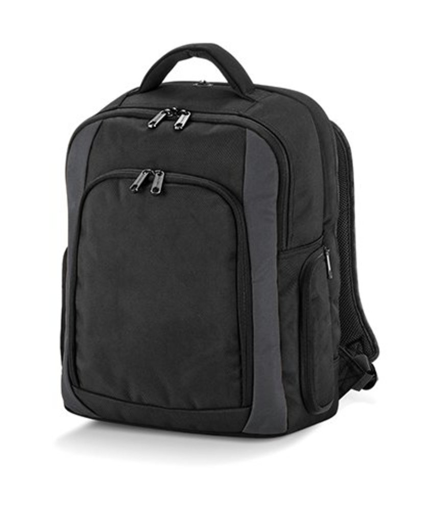 Quadra Tungsten Laptop Backpack Black/Dark Graphite