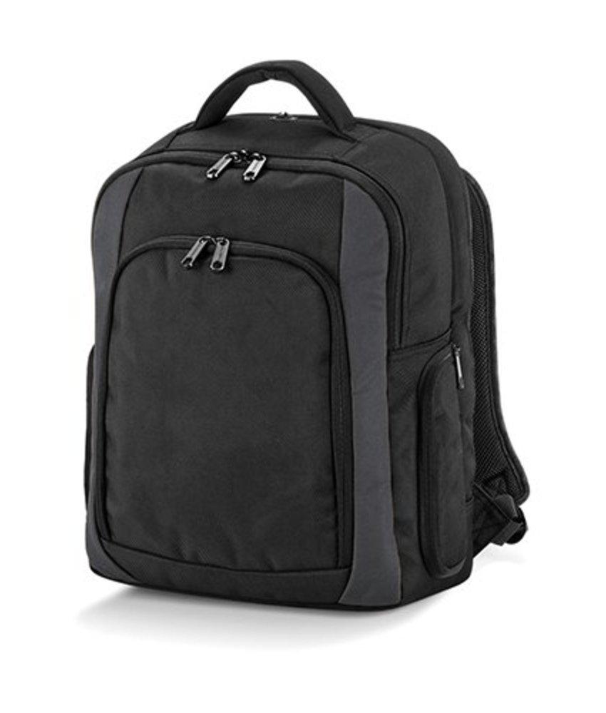 Quadra Tungsten䋢 Laptop Backpack Black/Dark Graphite