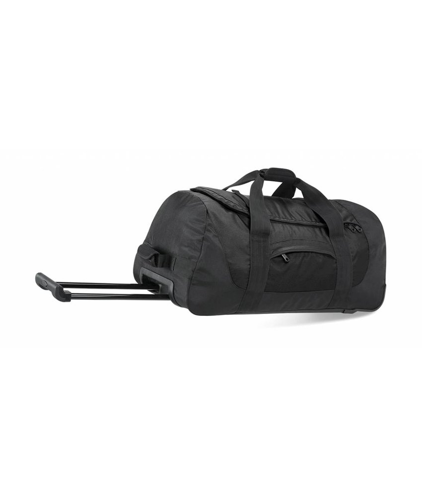 Quadra Vessel Team Wheely Bag Black