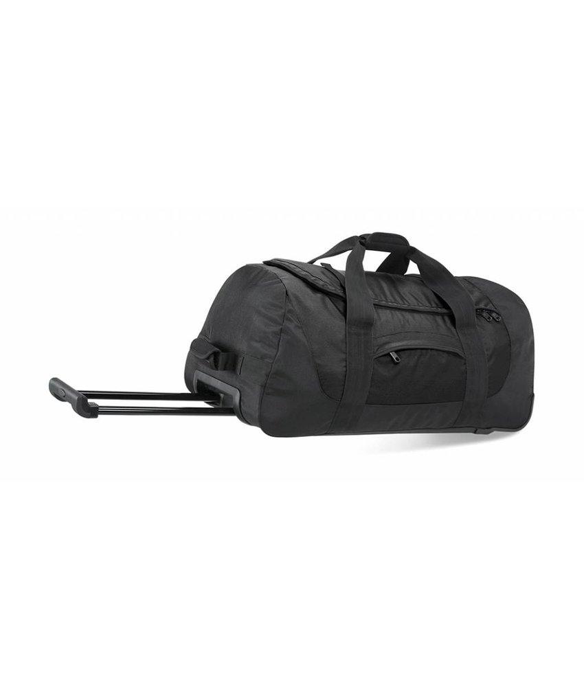 Quadra Vessel Team Wheely Bag Black