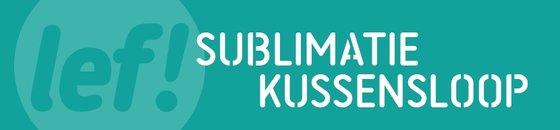 Sublimatie Kussensloop