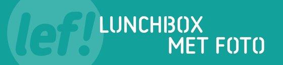 Lunchbox met foto