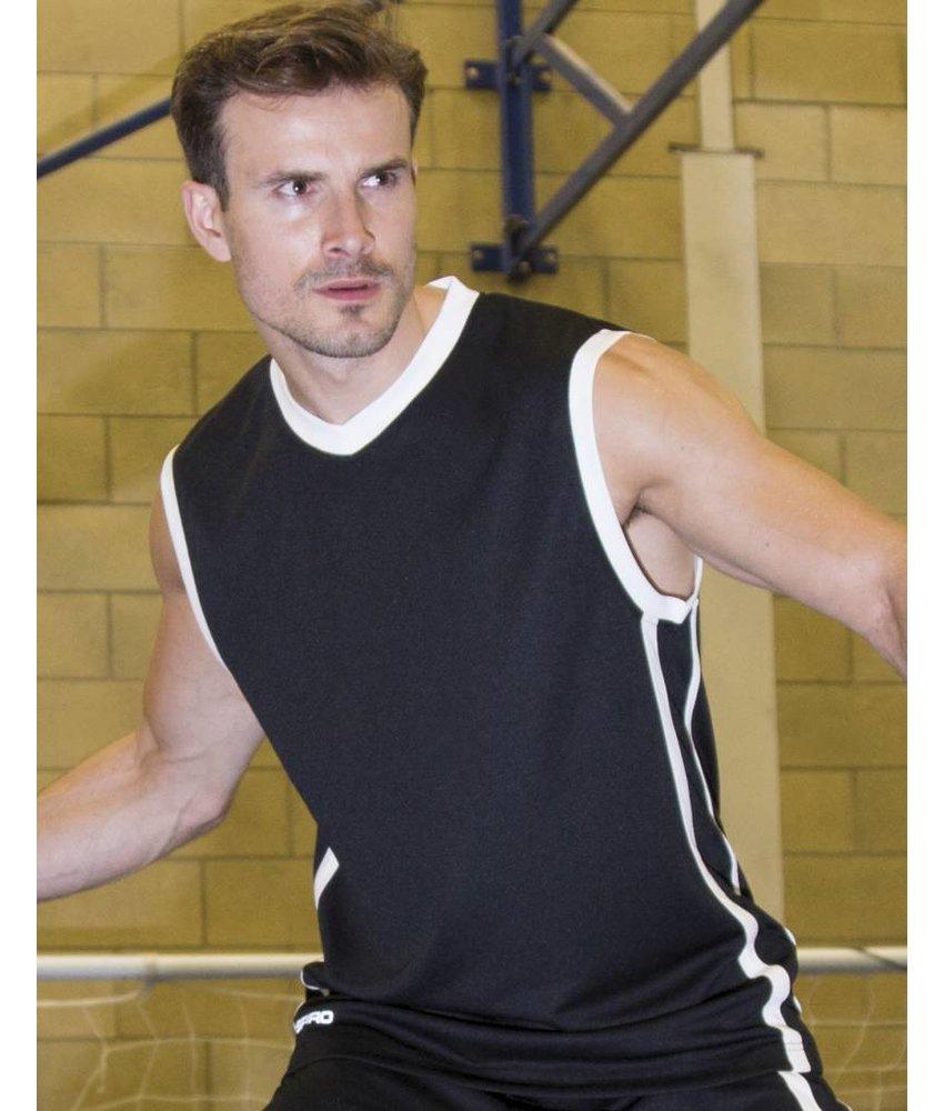 Spiro Basketball Men's Quick Dry Top
