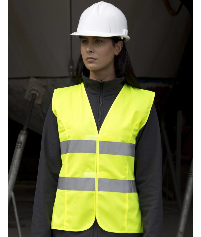 Result Core Women's Hi-Viz Safety Tabard