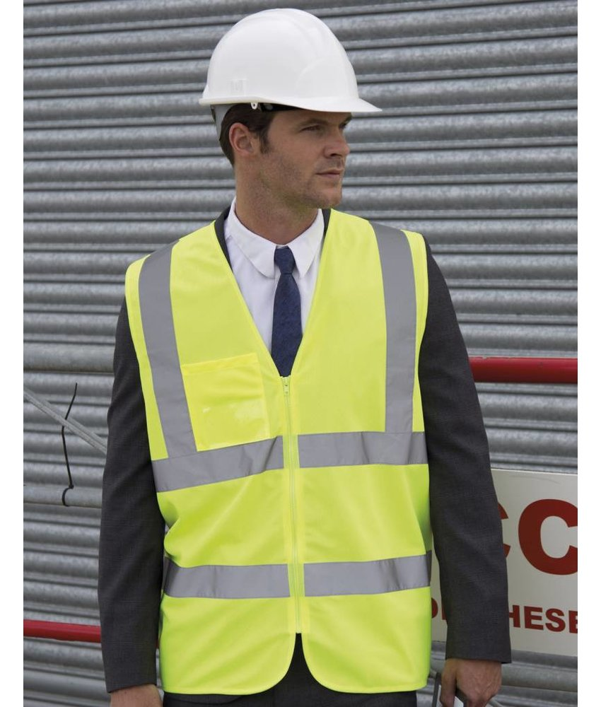 Result Core Core Zip Safety Tabard