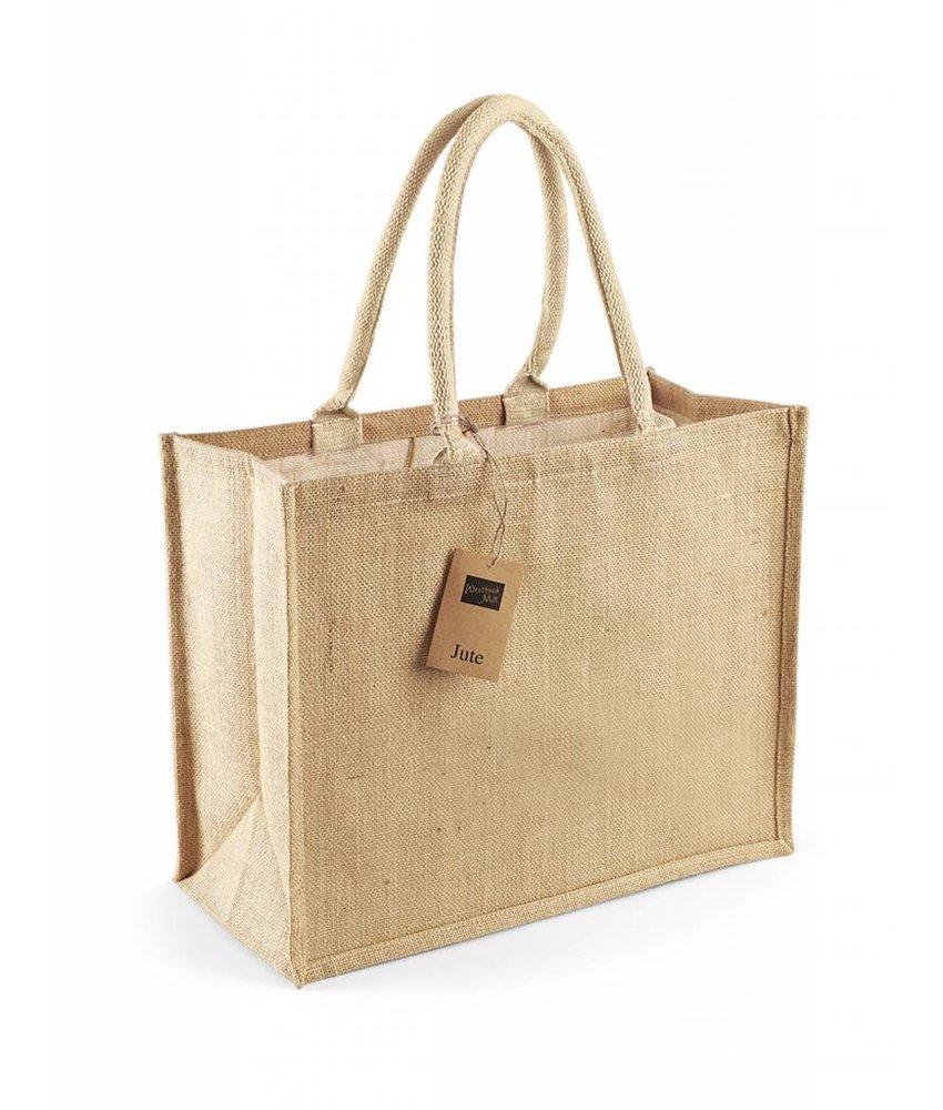 Westford Mill Classic Jute Shopper