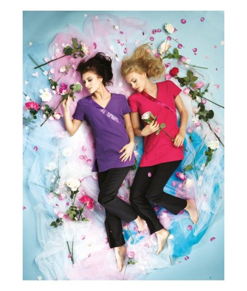 Premier Rose Beauty and Spa Tunic