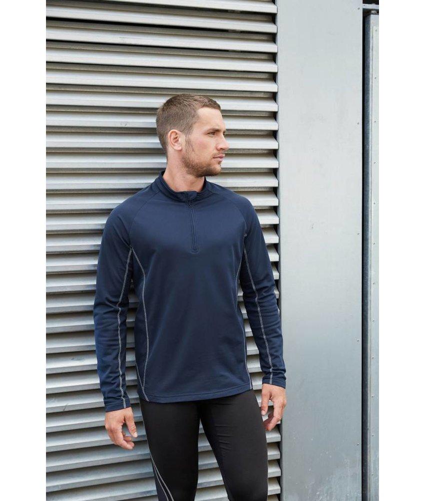 Proact Men‰Ûªs 1/4 zip running Sweater PROACT