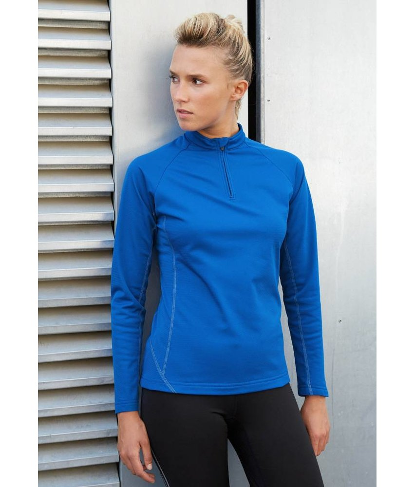Proact Ladies' 1/4 Zip Running Sweater
