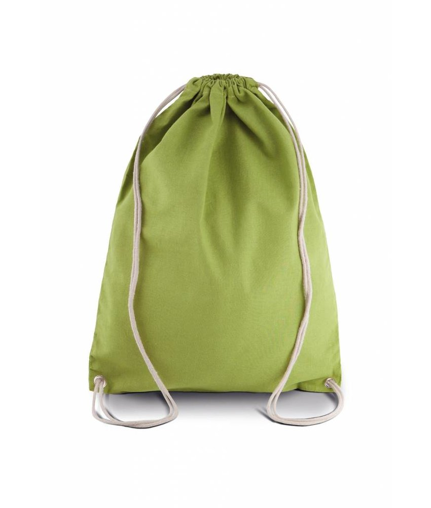 Kimood Cotton Drawstring Backpack