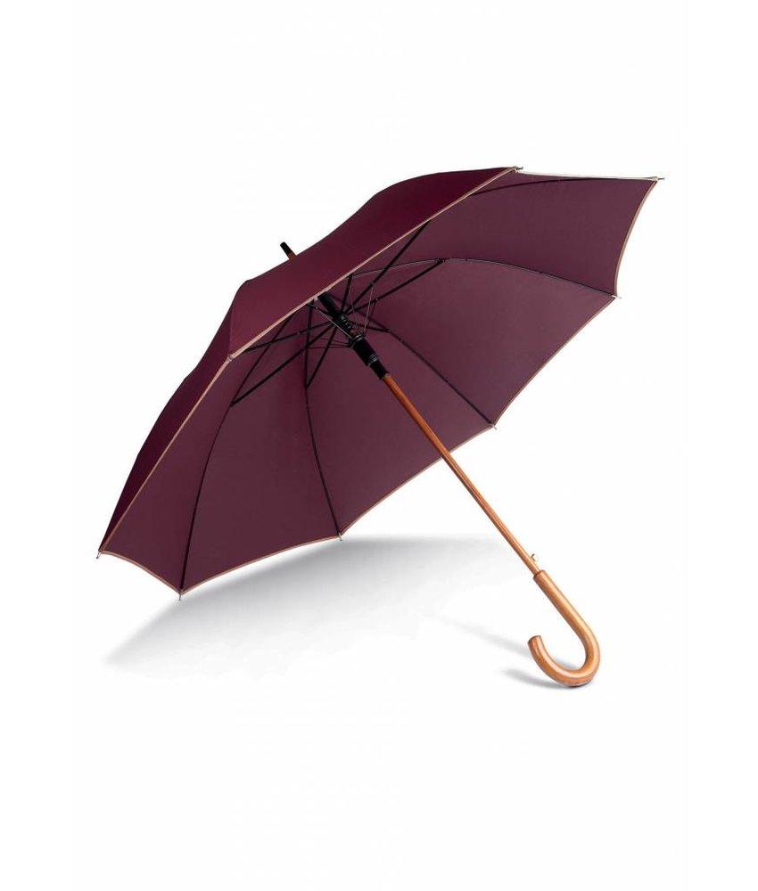 Kimood Automatic Wooden Umbrella