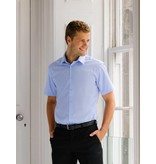 Russell Collection Men's Herringbone Blouse