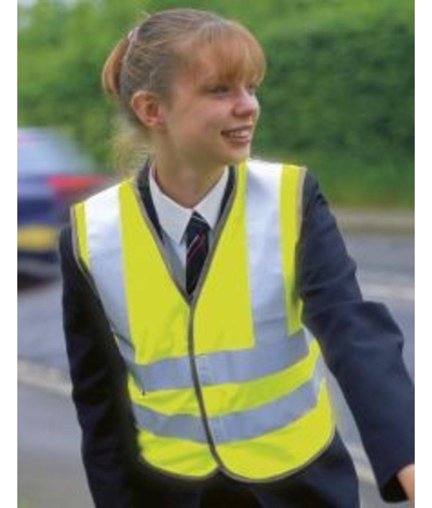 Result Safe Guard Junior Hi-Vis Hesje