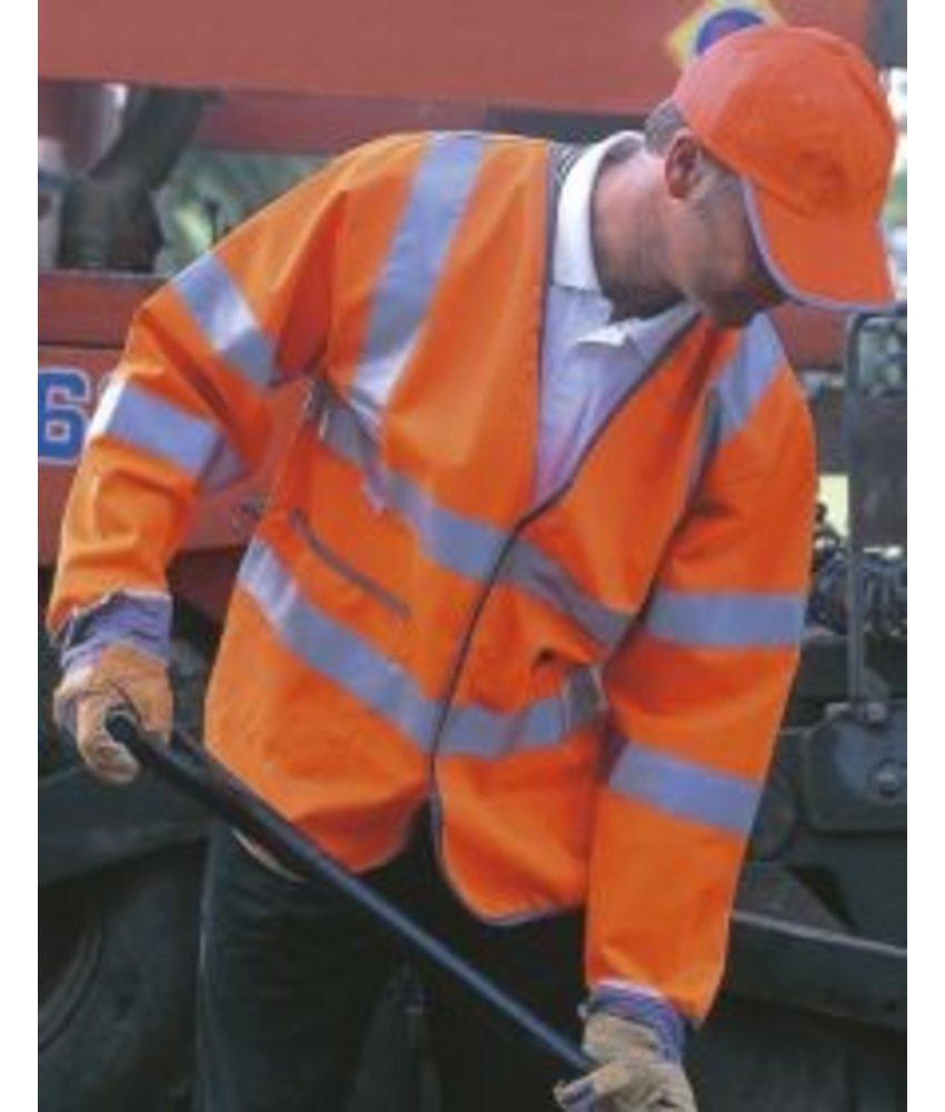 Result Safe Guard Motorway Safety Jacket