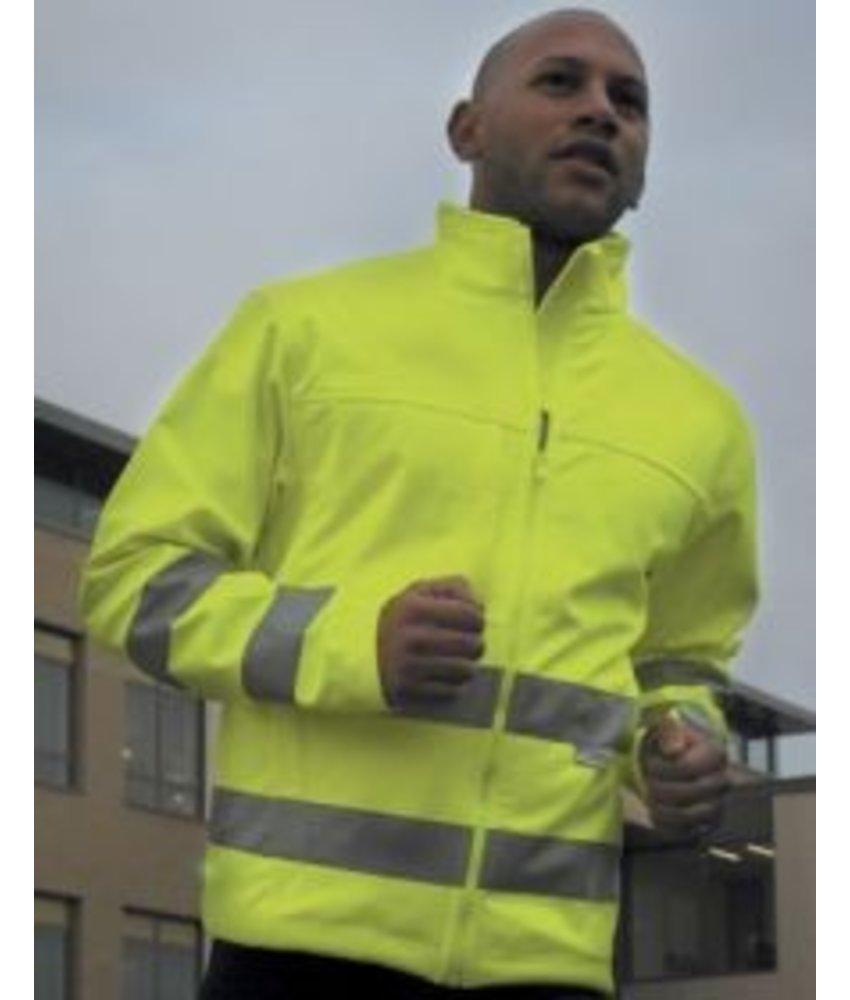 Result Safe Guard High-Viz Soft Shell Jacket