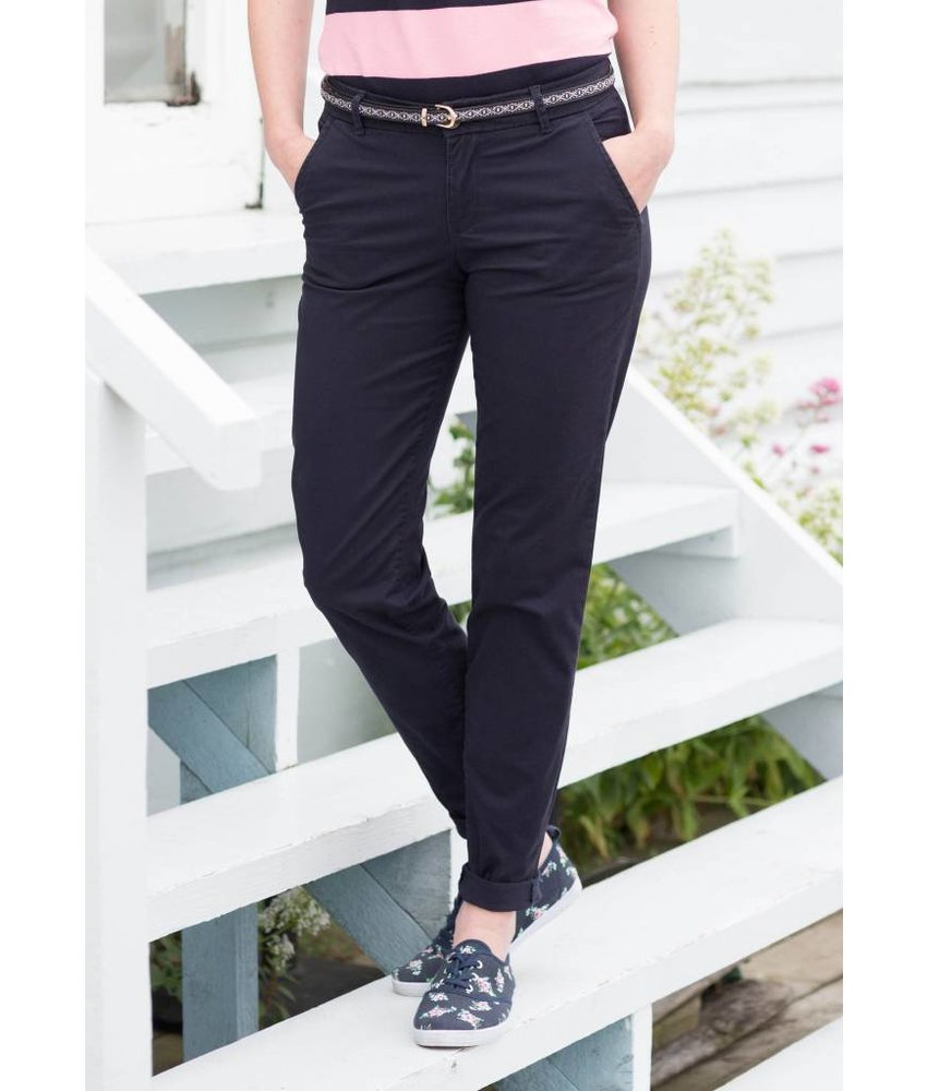 Front Row Collection Ladies' Stretch Chino Trousers