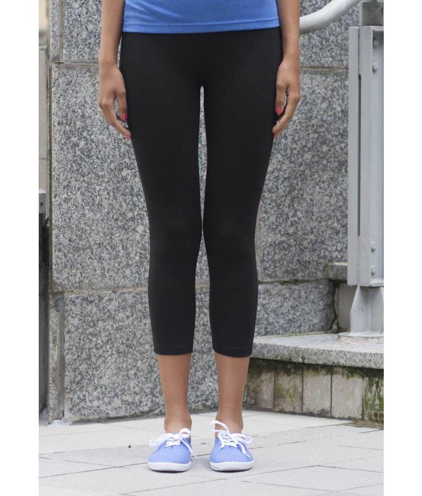 Skinni Fit Ladies 3/4 Leggings