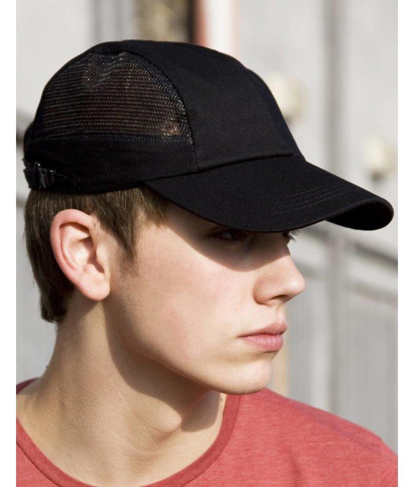 Result Headwear Sport Side Mesh Cap