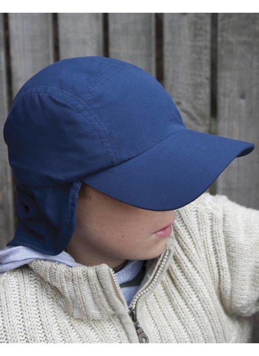 Result Headwear Junior Ulti Legionnaire Cap