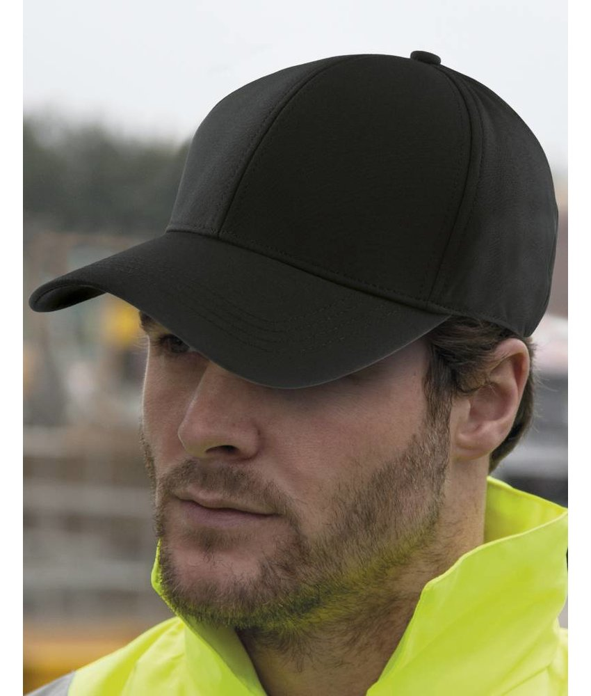 Result Headwear Fitted Cap Softshell