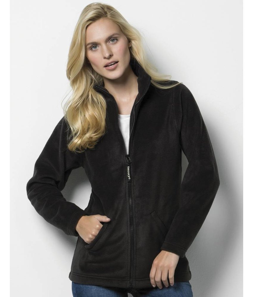 Grizzly Women's Full Zip Active Fleece