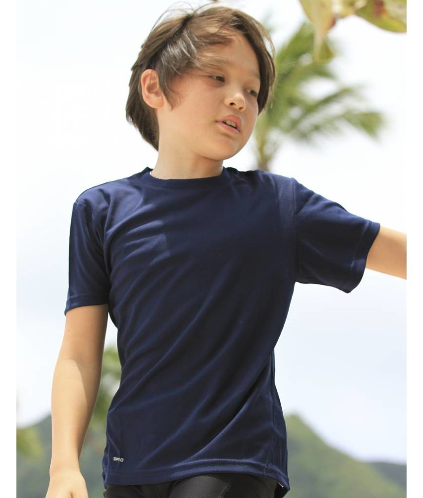 Spiro Junior Qick Dry T-Shirt