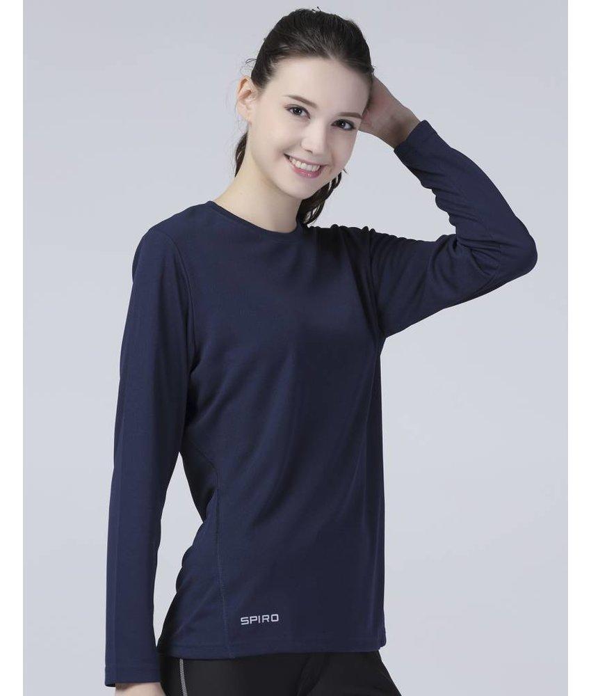 Spiro Performance T-Shirt LS
