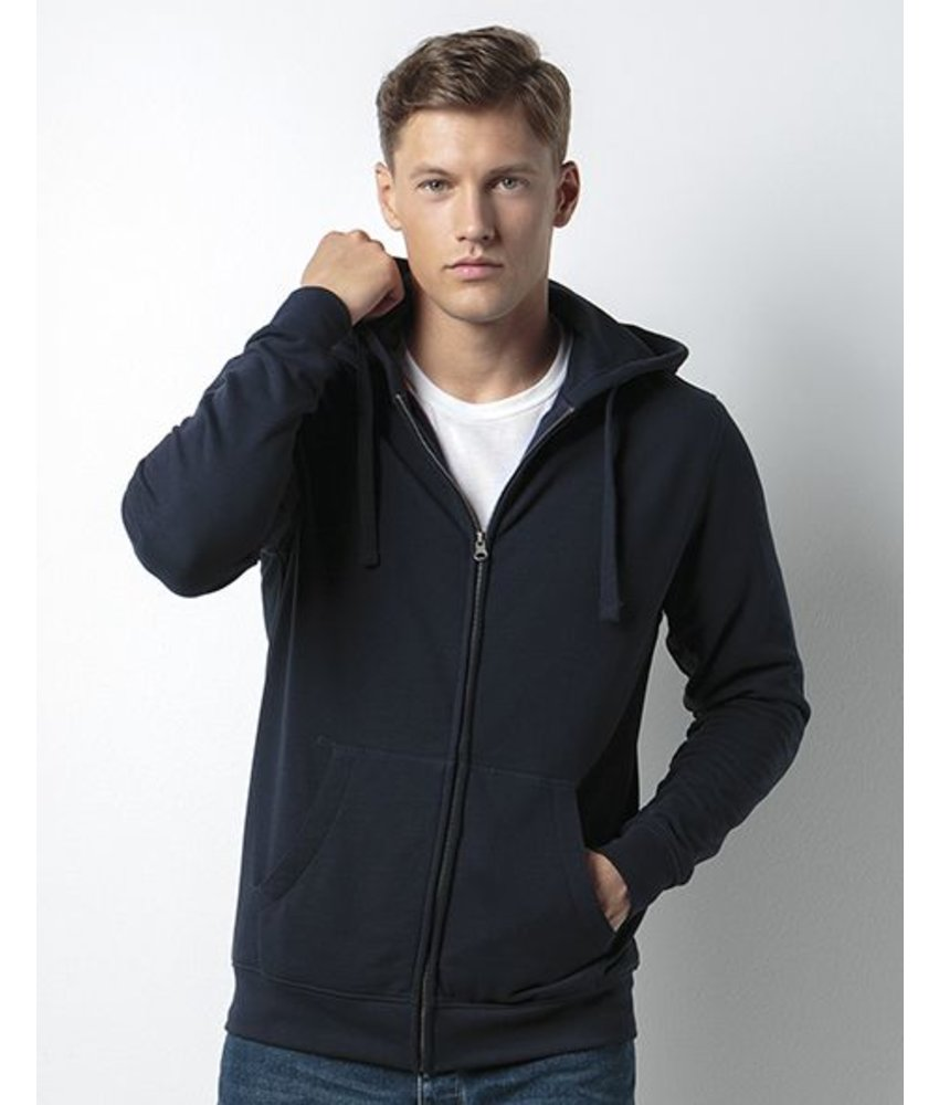 Kustom Kit Klassic Hooded Zipped Vest Superwashå¨ 60å¡