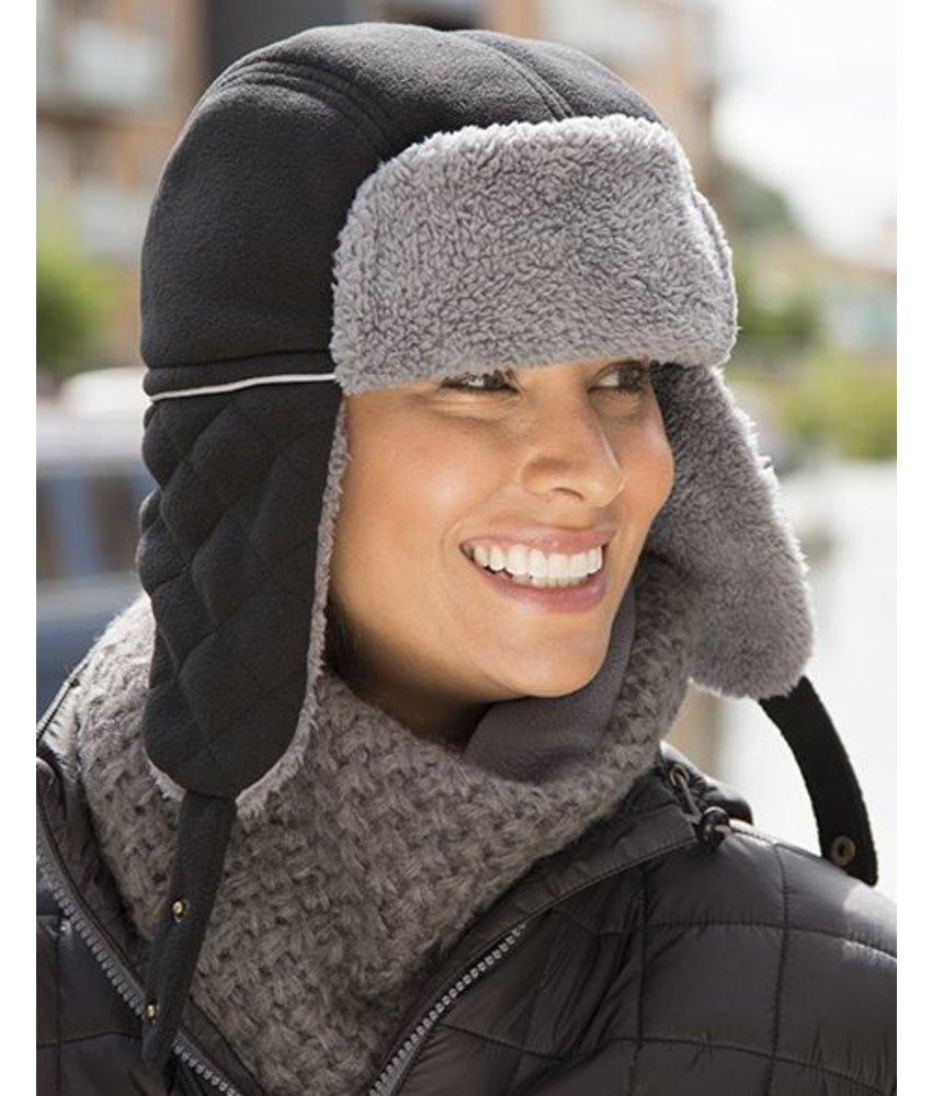 Result Winter Essentials Ocean Trapper Hat