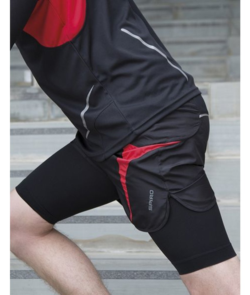 Spiro Compression Quad Sleeve
