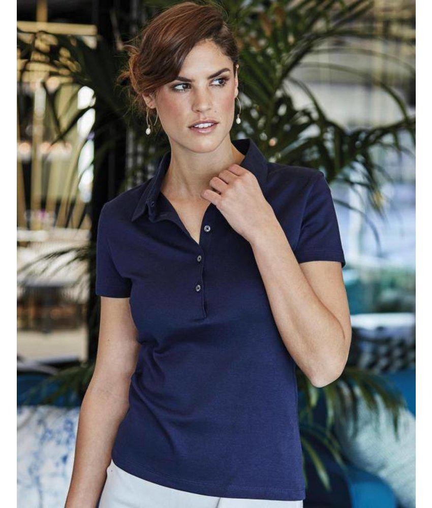 Tee Jays Ladies Pima Cotton Polo