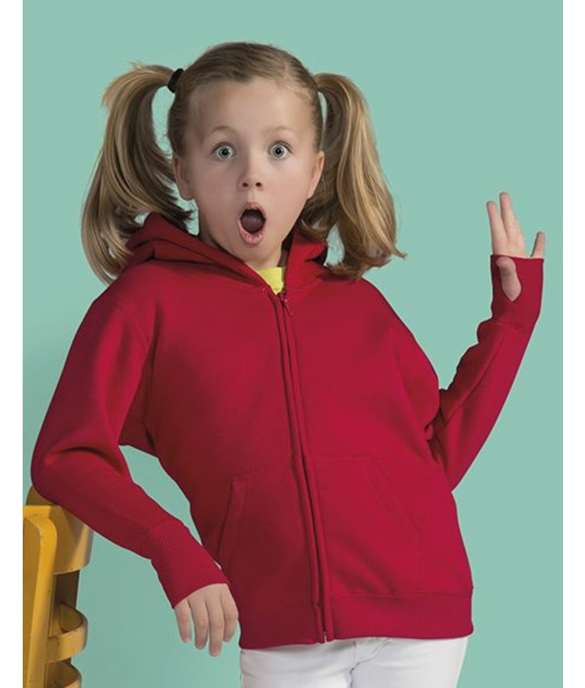 SG Kids' Heavyweight Full Zip Vest