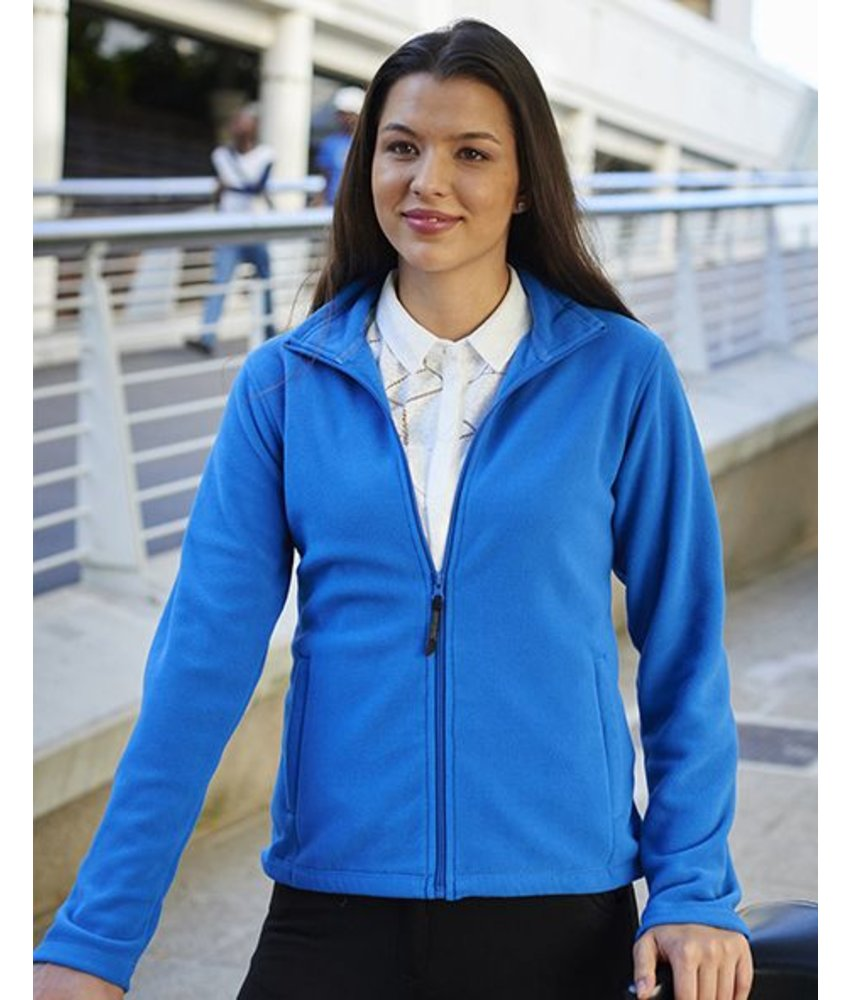 Regatta Great Outdoors Ladies' Micro Full Zip Fleece