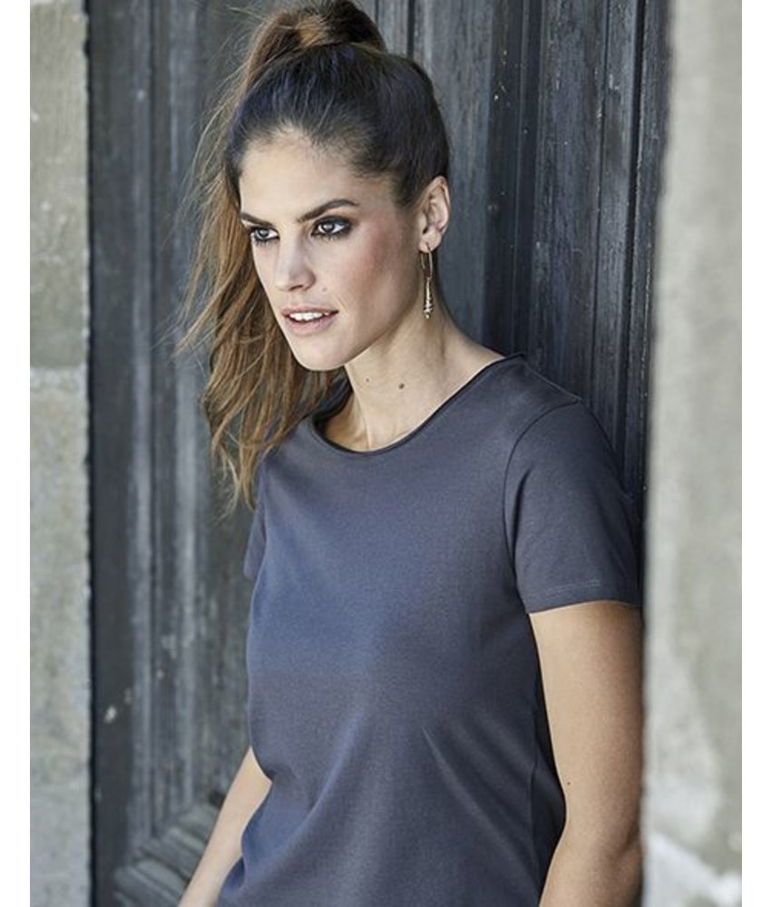 Tee Jays Ladies Raw Edge T-Shirt