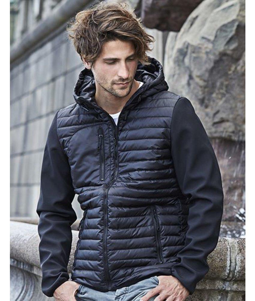 Tee Jays Hooded Crossover Jacket