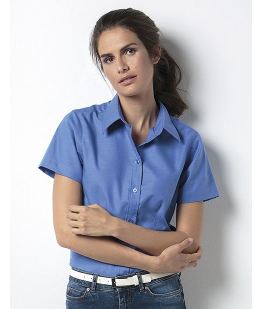 Kustom Kit Workwear Oxford Blouse