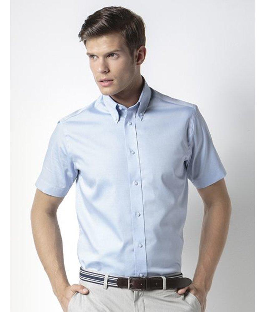 Kustom Kit Tailored Fit Premium Oxford Blouse