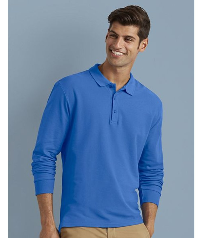 Gildan Premium Cotton Adult Double Pique Polo