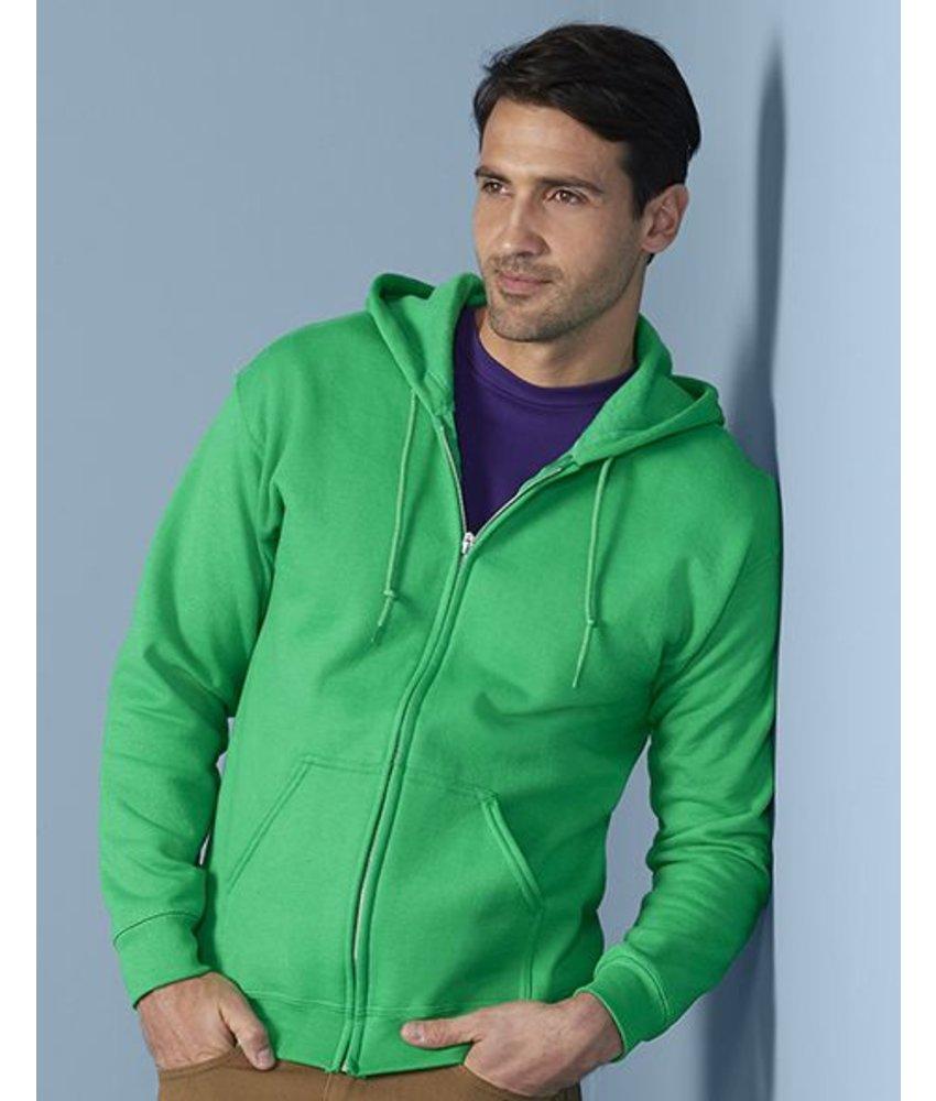 Gildan Heavyweight Full Zip Hooded Vest