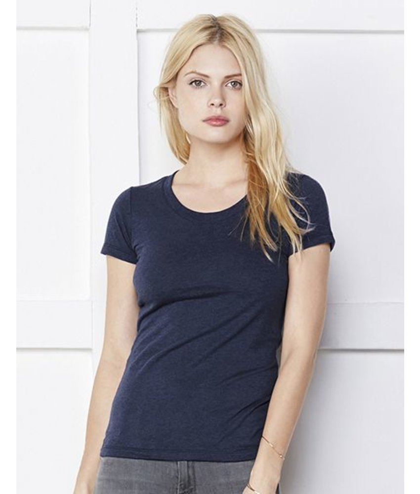 Bella + Canvas Triblend Crew Neck T-Shirt