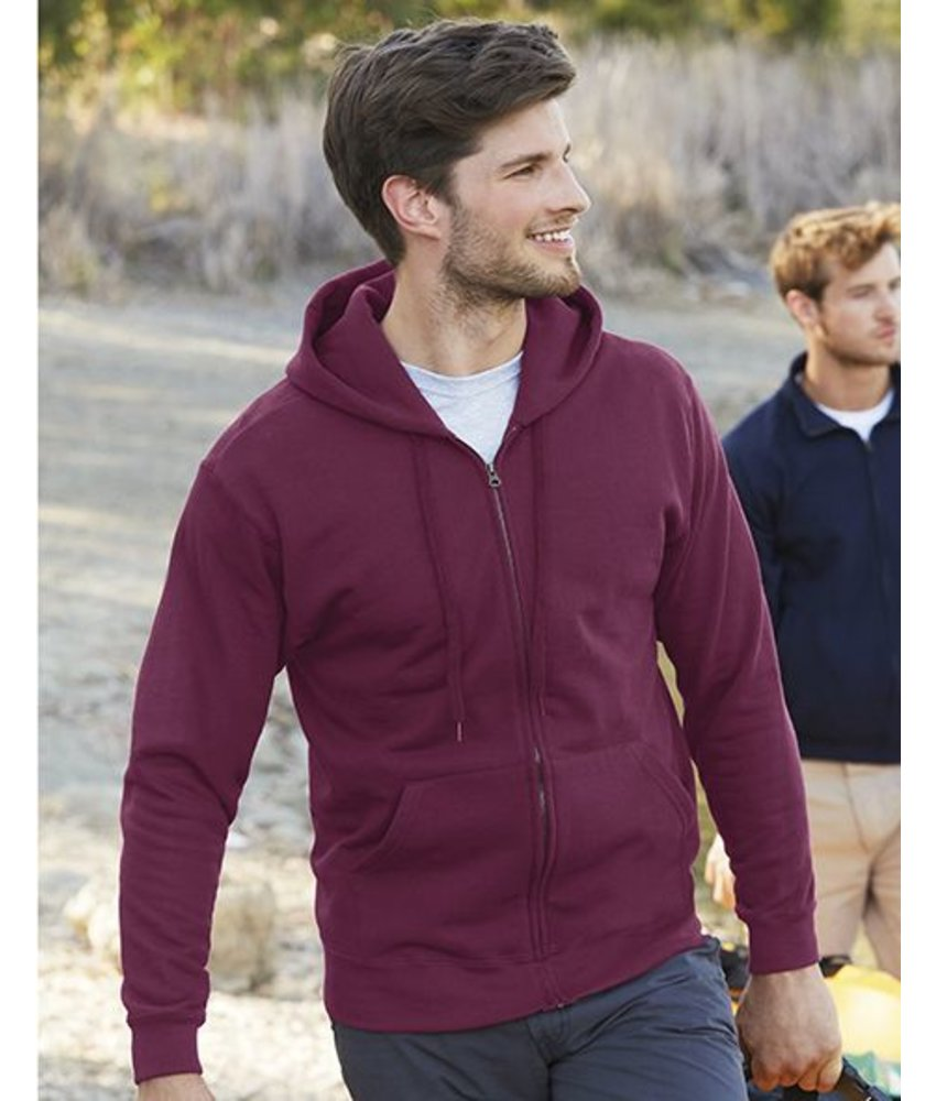 Fruit of the Loom Hooded Sweat Vest