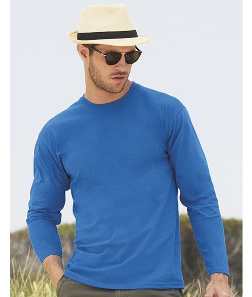 Fruit of the Loom Value Weight Longsleeves T-shirt