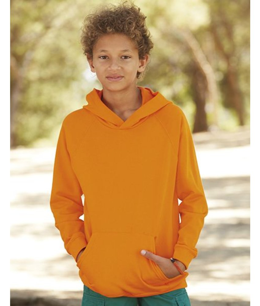 Fruit of the Loom Kids Lightweight Hoodie