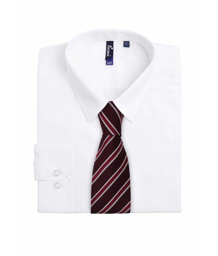 Premier Waffle Stripe Tie