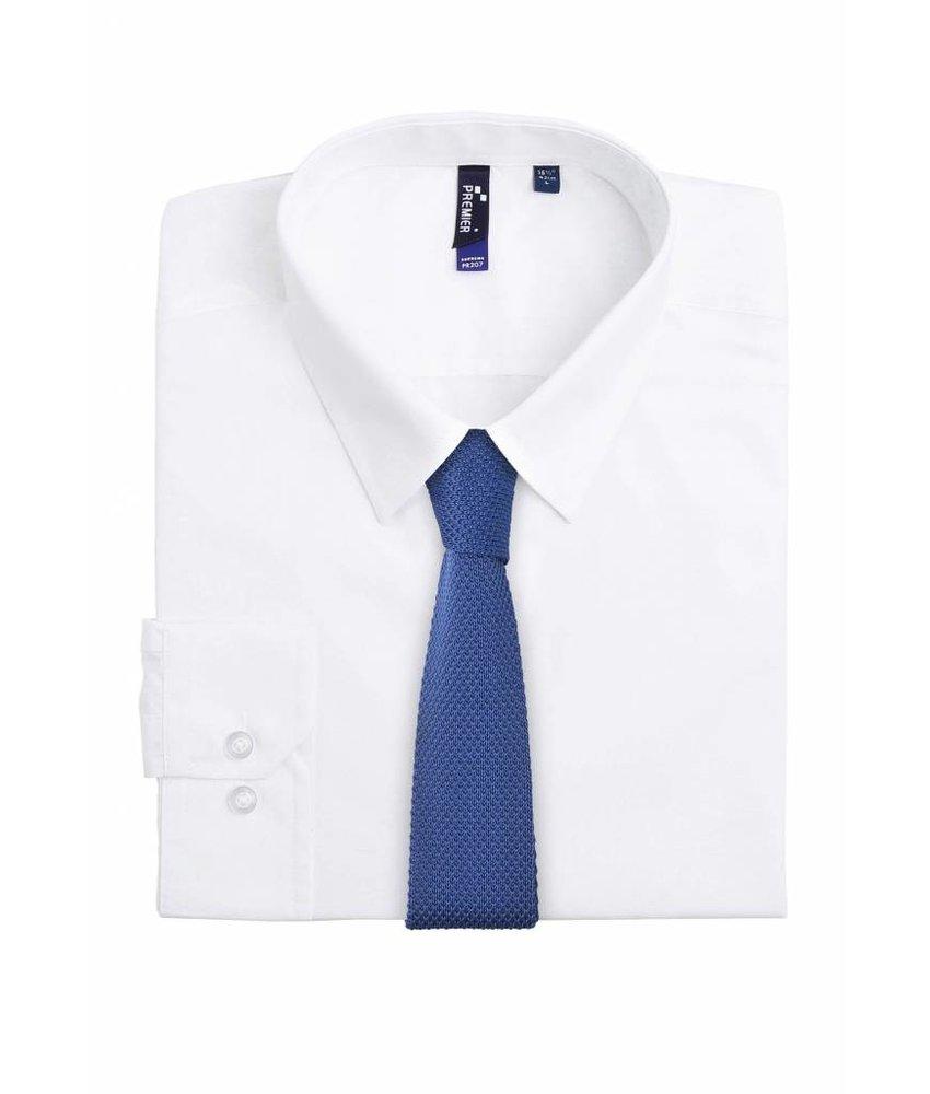 Premier Slim knitted tie