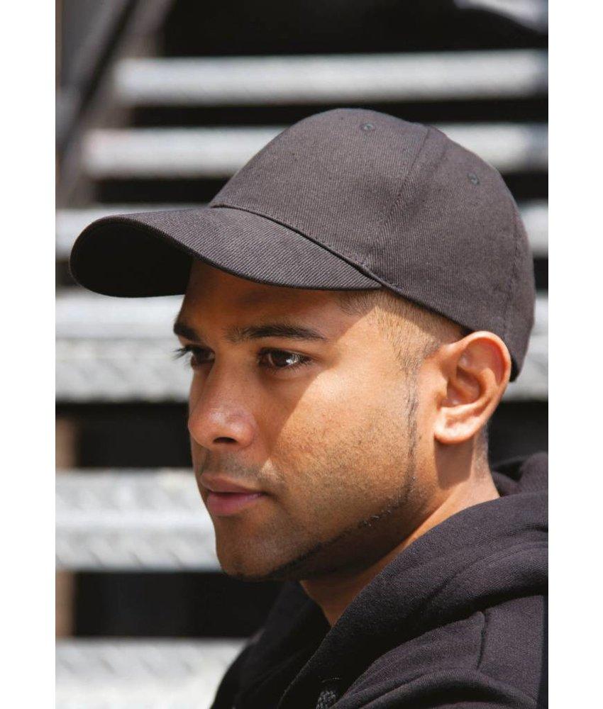 Result Headwear Memphis 6-Panel Low Profile Cap