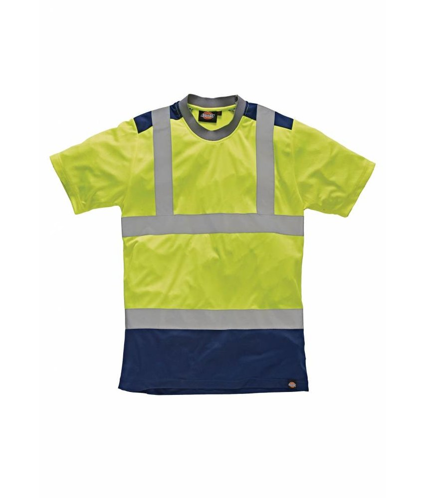 Dickies High Visibility Two Tone T-shirt