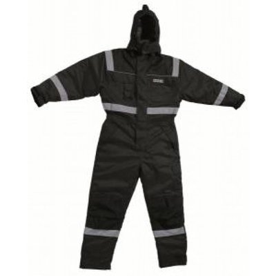 Ocean Thermo overall grijs