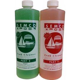 set Semco cleaner 0,946 liter